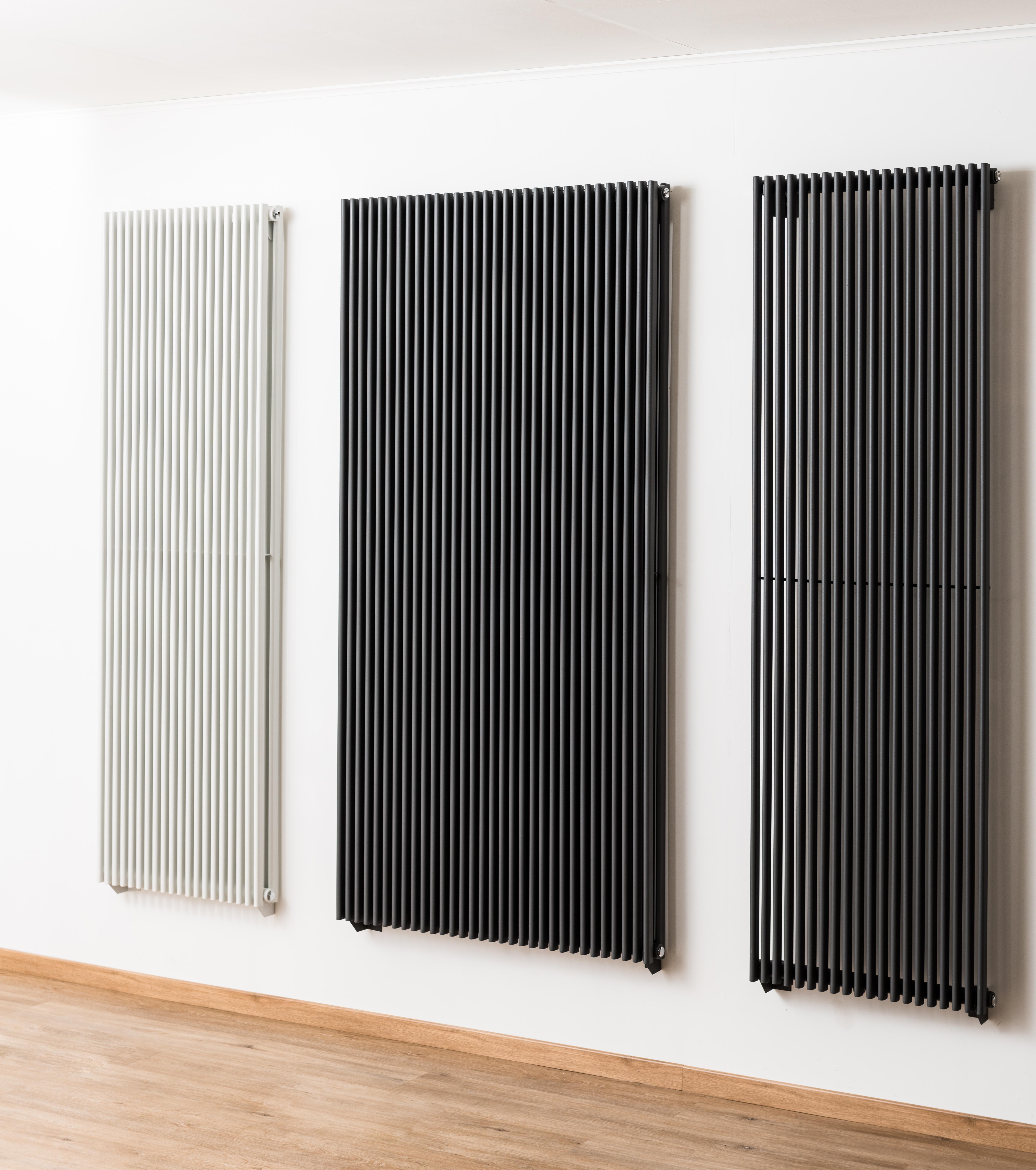Zelfbouwmarkt - Verticale radiatoren: kwalitatief design aan ...