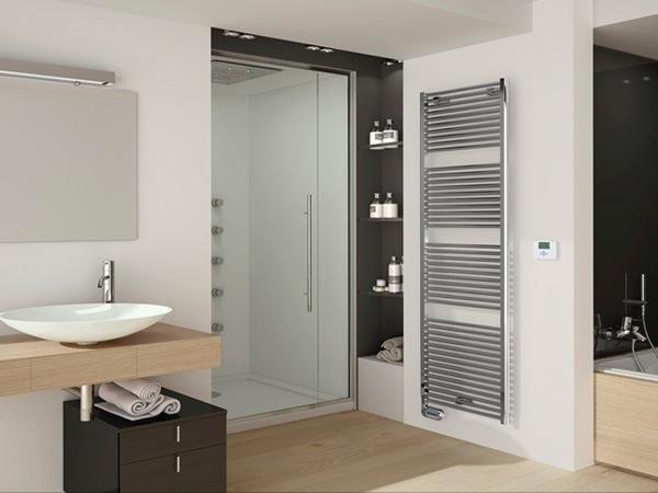 Zelfbouwmarkt - Elektrische radiator? Badkamer radiator voor een ...