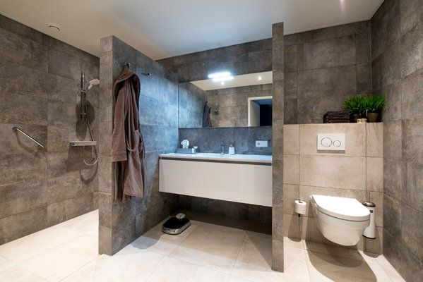 Inloopdouche Met Badkamerspecialist : Zelfbouwmarkt een zuiderse touch in je badkamer! bouwen aan je