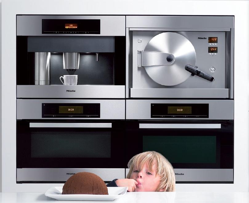 Inbouwtoestellen voor de keuken