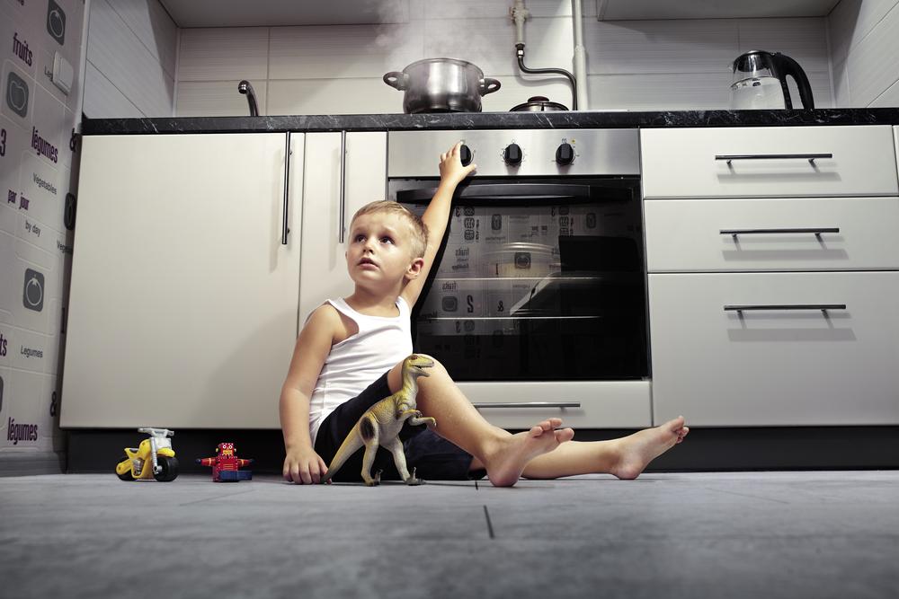Keuken Voor Kinderen : Keukens en de veiligheid voor je kinderen
