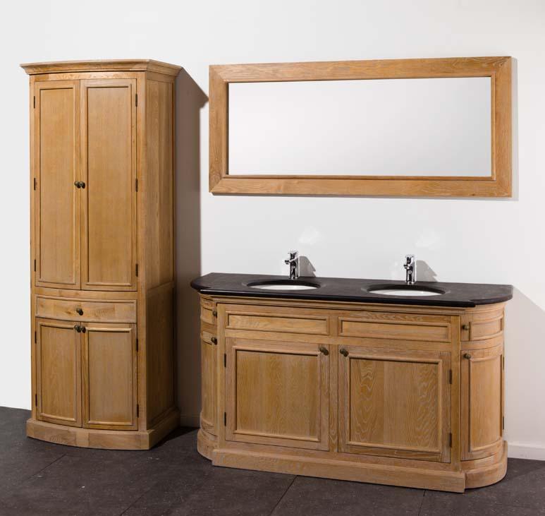 zelfbouwmarkt badkamermeubel an eik wit c233rus233
