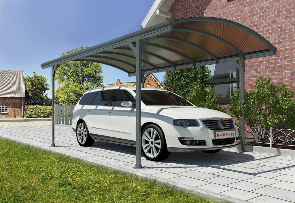 Zelfbouwmarkt - Carport Pisa - Onklopbare prijzen voor topkwaliteit!
