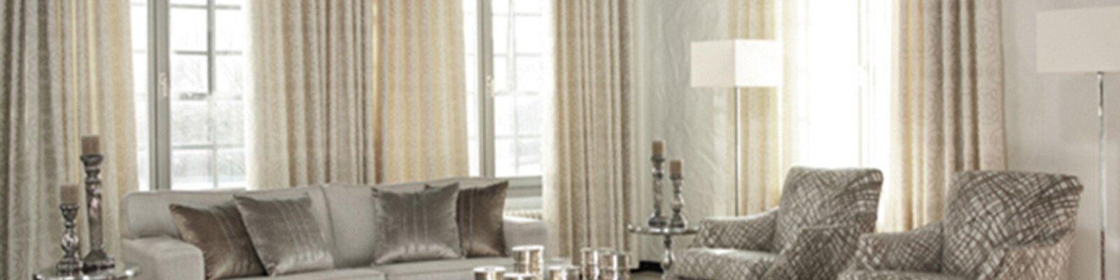 raamdecoratie van topkwaliteit een totaalaanbod