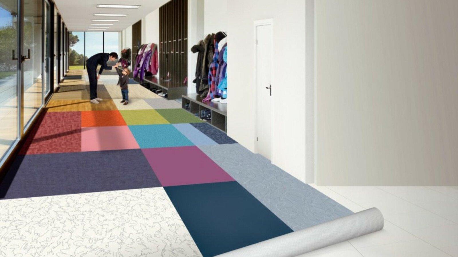 Vinyl Vloer Verven : Zelfbouwmarkt budgetvriendelijke oplossingen voor unieke vloeren