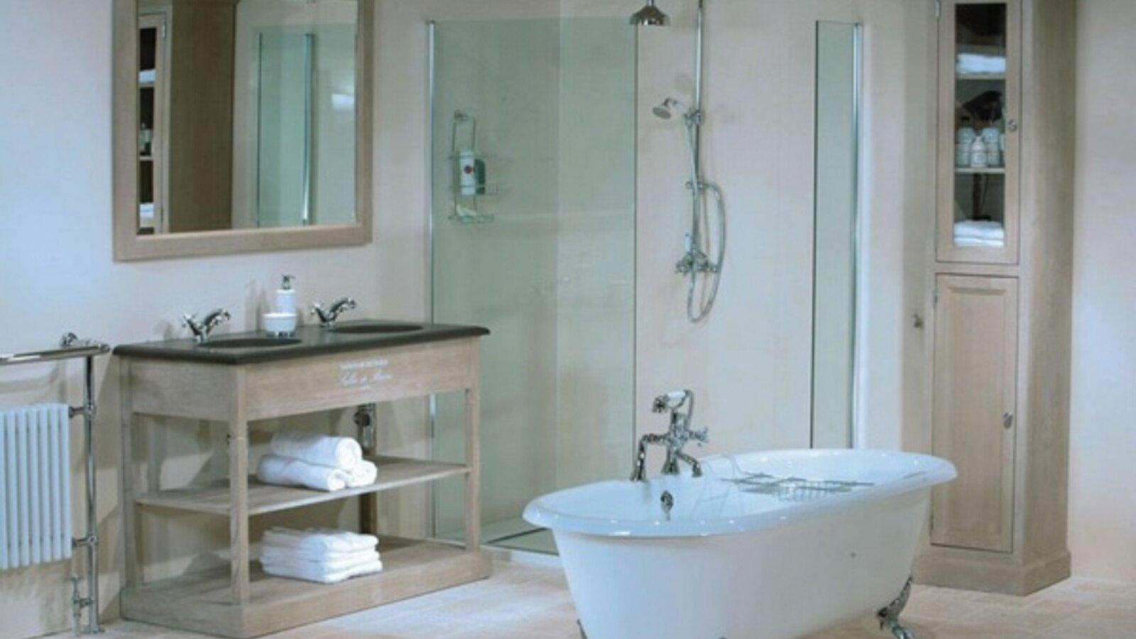 Glasvlies Behang Badkamer : Zelfbouwmarkt design badkamers modern klassiek retro vintage