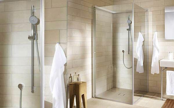 Badkamer Gezellig Maken : Zelfbouwmarkt inloopdouches als zuiders accent in je badkamer