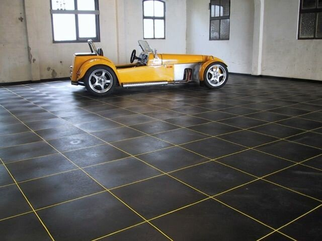 Tegels Voor Garagevloer.Onderhoudsgemak Aan Betaalbare Prijzen