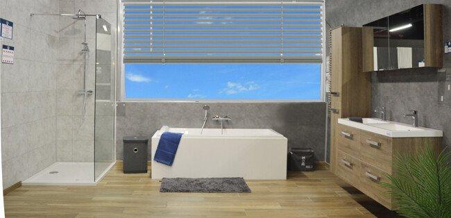 Ontwerp je eigen badkamer met zelfbouwmarkt for Bouw je eigen badkamer