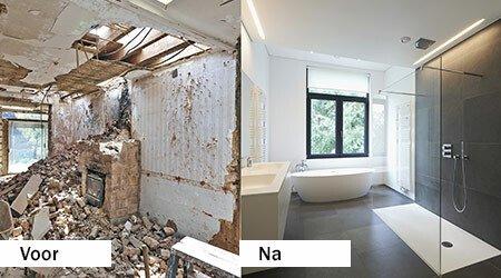 Badkamer Renoveren Kostprijs : Badkamerrenovatie hoe er aan beginnen