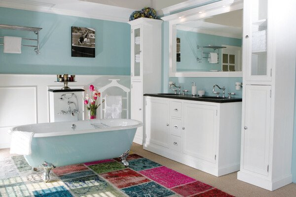 Landelijke Kranen Badkamer : Zelfbouwmarkt badkamers landelijke stijl bij zelfbouwmarkt