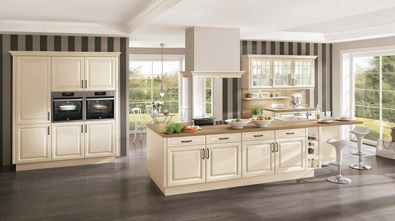 Keuken Landelijk Ramen : Keuken l vorm met raam trendy inspiratie keukens van hornbach