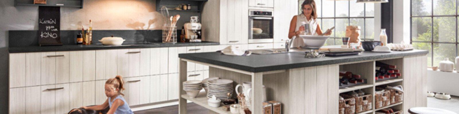 Uitzonderlijk Moderne & landelijke keukens: do's & dont's @BW86