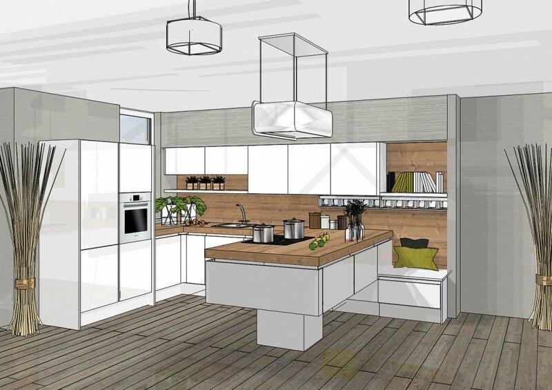 Welke keukenindeling past het beste bij jou jouw woning for 3d ruimte ontwerpen