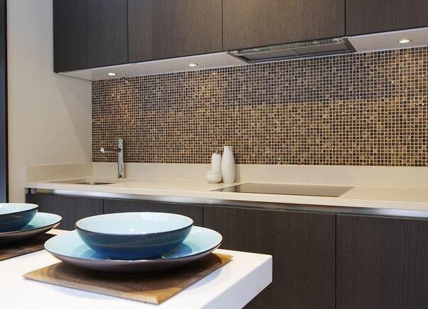 Glasmozaiek Voor Badkamer : Hoe mozaïek tegels plaatsen?
