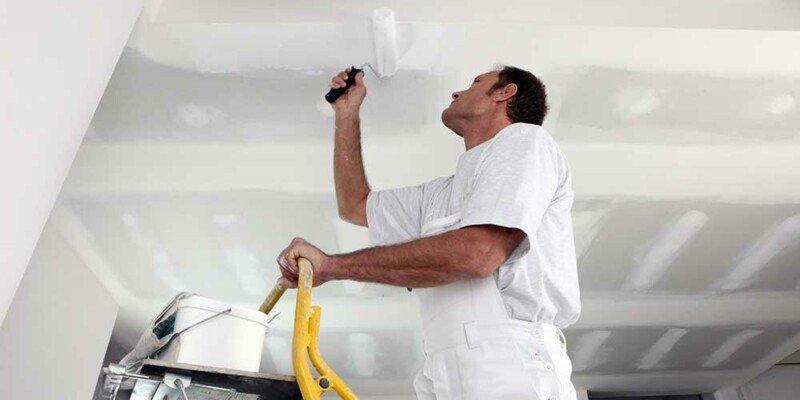 Muren Afplakken Schilderen.De Perfecte Hoeken Verven Met Deze 2 Tips