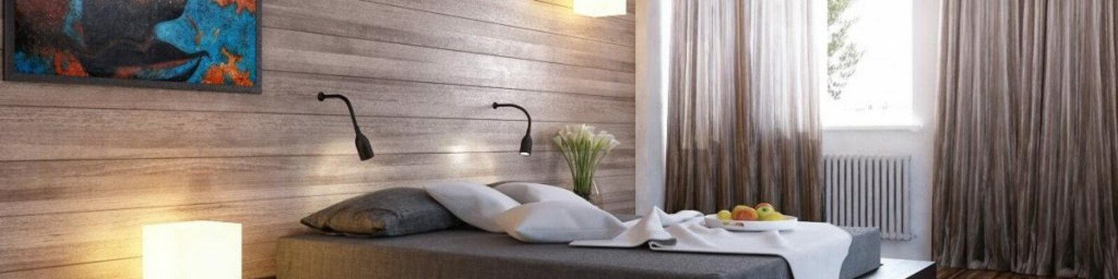 Verlichting in de slaapkamer: sfeer & gezelligheid voorop, maar ...