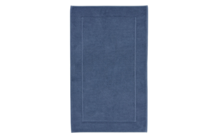 Tapis de bain Aquanova London 60x100cm denim - Tapis de bain