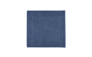 Tapis de bain Aquanova London 60x60cm denim - Tapis de bain