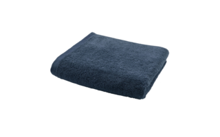 Serviette de bain Aquanova London 70x130cm indigo - Serviettes & gants de toilette