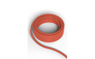 Cable 2x0.75mm2 1.5m orange max 250V-60W - Autres