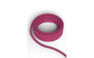 Cable 2x0.75mm2 1.5m rose max 250V-60W - Autres