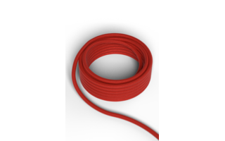 Cable 2x0.75mm2 1.5m rouge max 250V-60W - Autres