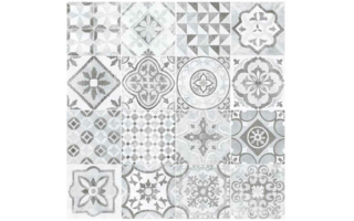 Carrelage Munchen decor 20x20cm - Carrelages à motif