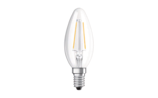 Led lamp Osram helder E14 2W - LED-lampen