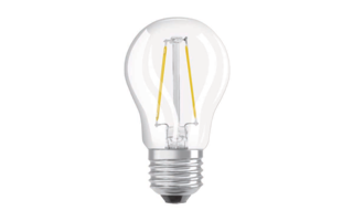Led lamp Osram helder E27 2W - LED-lampen