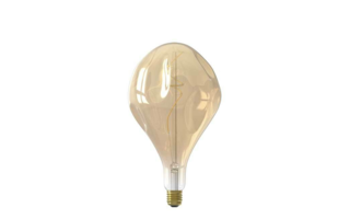 Lampe LED - Or - E27 - 6W - 340LM - Ampoules led