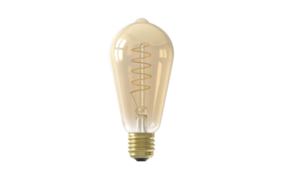 LED lamp rustiek 2100K E27 4W 200 lumen dimbaar - LED-lampen