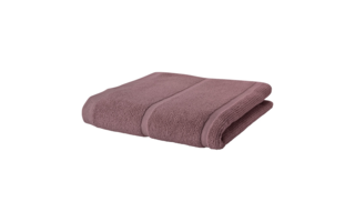 Serviette de bain Aquanova Adagio 70x130cm rose wood - Serviettes & gants de toilette