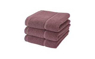Serviette Aquanova Adagio 55x100cm rose wood - Serviettes & gants de toilette